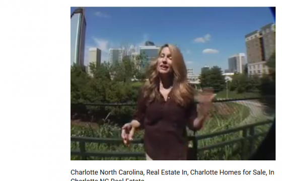 Youtube Video Optimizaion of Charlotte Homes