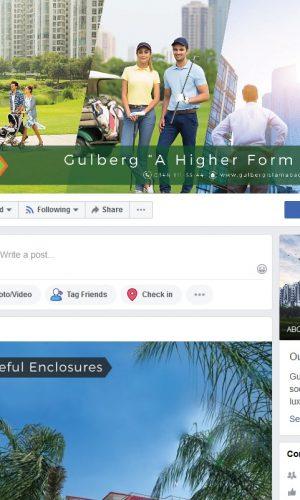Gulberg Islamabad Marketing