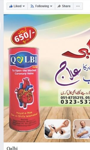 Qalbi Social Media Marketing
