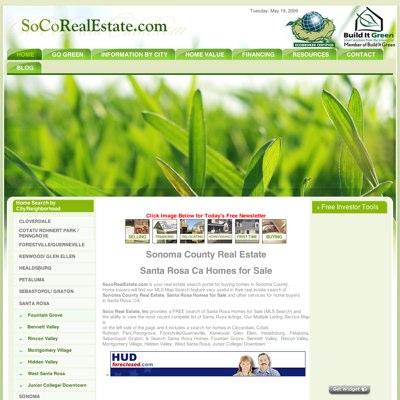 SEO of Socorealestate.com