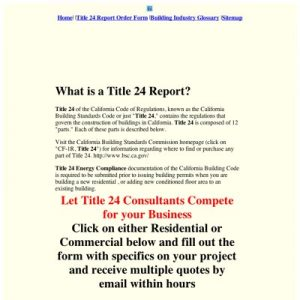 SEO of Title24bid.com